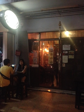 HitoriDrumAsiaTour0605Cafe.JPG