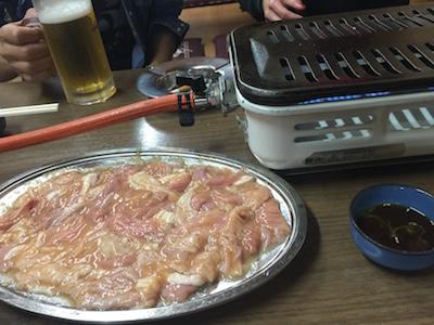 Hokkaido2016IwamizawaHorumon.JPG