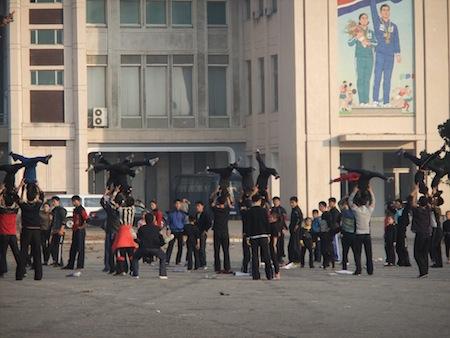 PyongYang2011KidsTraining.JPG