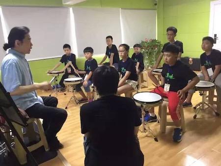 SummerDrumSchool2017LinYiSasaki.JPG