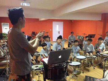 SummerDrumSchool2017LinYiWangPeng.JPG